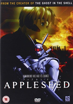 Appleseed: The Movie DVD NEUF