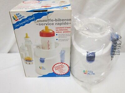 The First Years Quick Serve Bottle Warmer  Model 1095  Nib