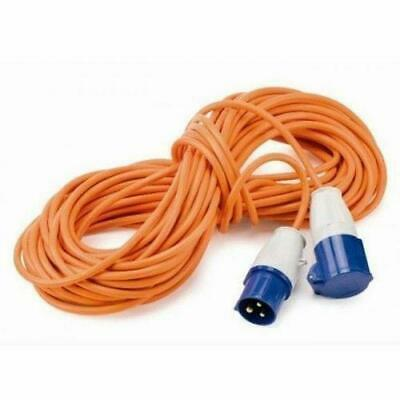 Maypole MP3771 16amp Site Caravan Camping Extension Mains Lead Hook Up - 10m