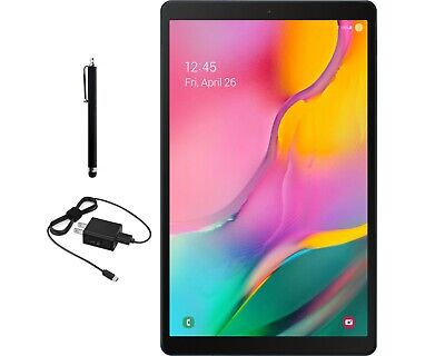 Samsung Galaxy Tab 4 Bundle | Black | 8.0-inch | 16GB | Wi-Fi +4G Verizon
