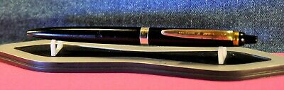 """Kreuzer""  Vintage  German  Black&GT  Ball point  pen  c.1969's  w/box"
