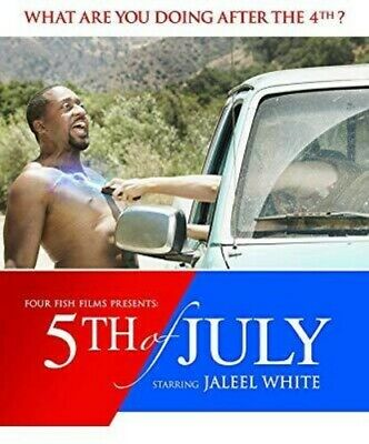 5th Of July 812034036654 (DVD Used Very Good)