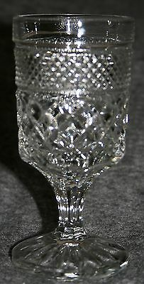 Vintage Anchor Hocking Fire King Glass Wexford Water Goblet 20 Available Beauty!