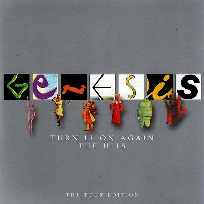 2x Best Of bundle: Genesis - Turn it On Again + Pink Floyd - Echoes
