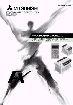 Mitsubishi FX Series Manual Set and Programming Software