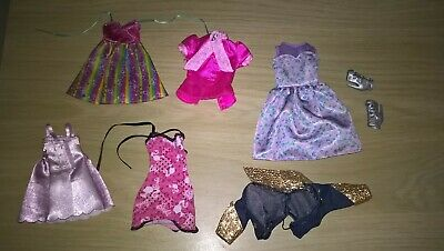 Clothes and Accessories for Barbie sized doll