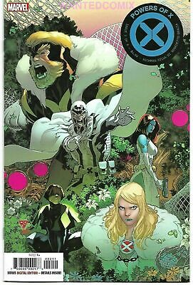 Marvel Powers Of X #2 (Of 6) First Print X-Men Jonathan Hickmen Sold Out New 1