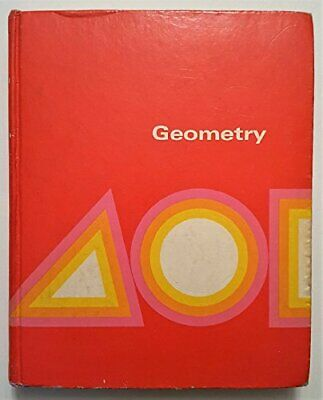 GEOMETRY By Ray C Jurgensen - Hardcover *Excellent Condition*