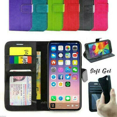 iPhone 11 11 Pro Max Premium Wallet  Leather Flip Phone Case Cover For Apple