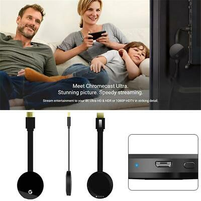 For Chromecast 3rd Generation HD 1080P Digital HDMI Media Video Streamer Player