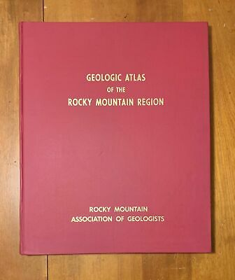 Geologic Atlas of the Rocky Mountain Region, United States of America