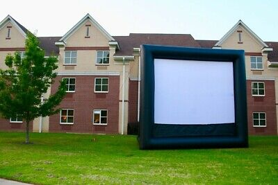 Giant Inflatable Movie Screen, 26-Foot Diagonal