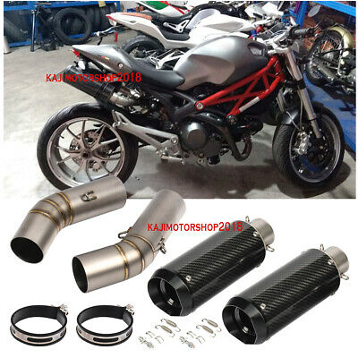 GP Exhaust Conical Ducati 848 1098 1198 1098R 1198 1198S 1198SP 1198R  EX219