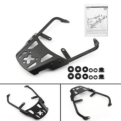 Motorcycle Sissy Bar Luggage Rack Carrier Plate Pour Kawasaki Versys 650 10-14 ,