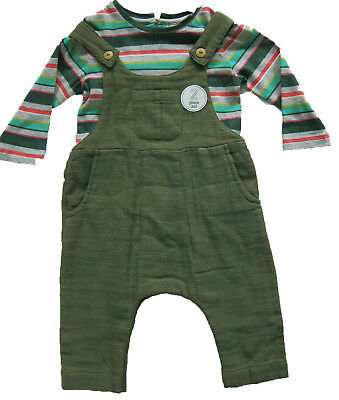 New Girls Green NEXT Playsuit & Top Age 4-5 Years