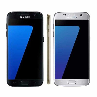 New Sealed 5.1'' 4 + 32GB Samsung Galaxy S7 G930F LTE 4G Factory Unlocked