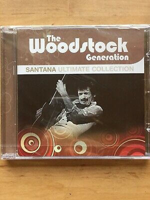 CD The Woodstock Generation-Ultimate Collection von Carlos Santana (2014) * neu