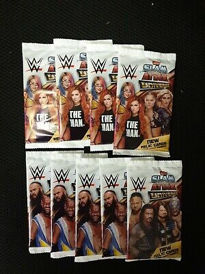 Topps Slam Attax Universe 9 Sealed Packets