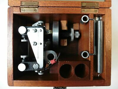 Hounsfield Extensometer In Wooden Case
