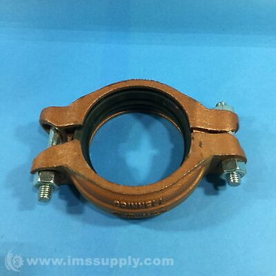 """Grinnell 4""""/104.8Mm 640 4"""" Coupling 104.8Mm 640 Usip"""