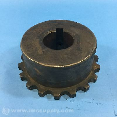 Martin Sprocket & Gear 8018 Catena Accoppiamento Hub Usip