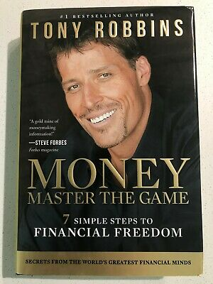 Money Master the Game : 7 Simple Steps to Financial Freedom (Hardcover)