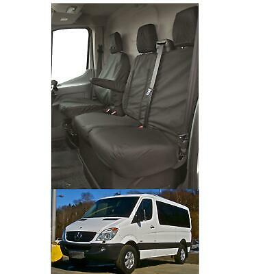 Mercedes Sprinter Waterproof Fully Tailored Extra Heavy Duty Van Seat Covers