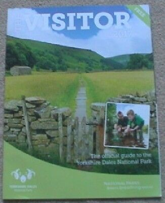2017 The Visitor Yorkshire Dales Booklet (68 Pages)