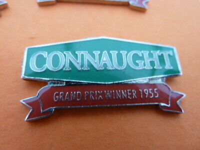 Pin's  Voitures  /  Sigle  Connaught   Gp Winner 1955  / Superbe