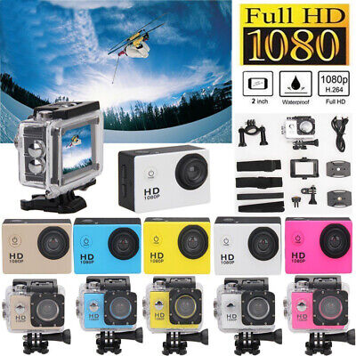Full HD 1080P Sports Camera With WIFI Underwater Action Camcorder SJ4000 SJ9000