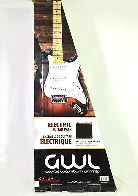 George Washburn Limited - Electric Guitar