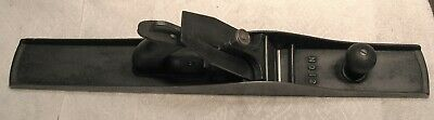 Vintage Edwin Hahn Wilkers Barre PA No 12 Corrugated  Jointer Plane - nice