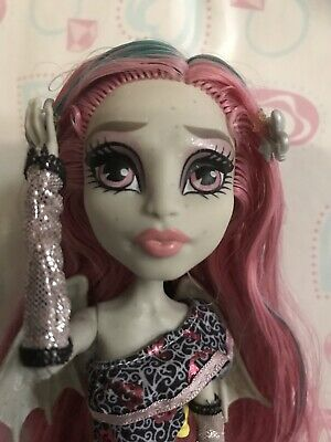 Monster High Rochelle Goyle Doll Mattel Ghouls Night Out Original Clothes