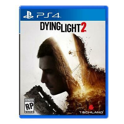 Dying Light 2 : Ps4 New Sealed , Preorder . Read Description