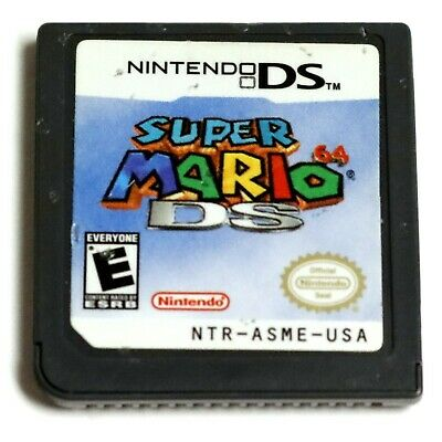 Super Mario Video Game for Nintendo DS CARTRIDGE ONLY