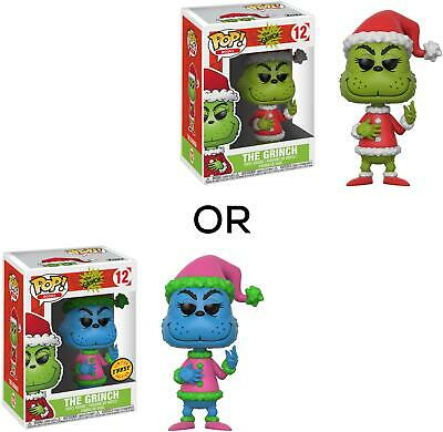 The Grinch Who Stole Christmas - The Grinch Holiday Funko Pop! Animation #12