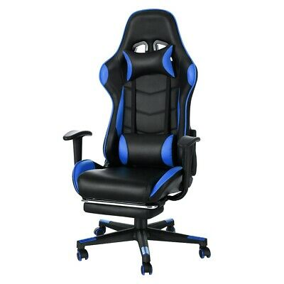 Luxury Executive Racing Gaming Office Chair Rock Lift Swivel Chair Furniture NEW