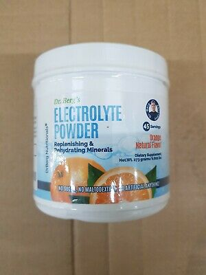 Dr Berg Electrolyte Powder Orange