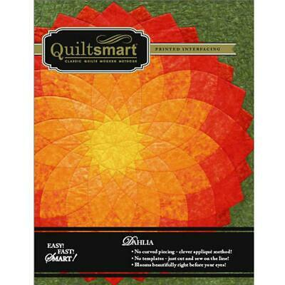 Quiltsmart Classic Pack Dahlia Fusible Interfacing Pattern Kit