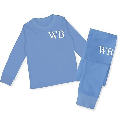 Personalised Initial Toddler Tracksuit Kids Lounge Wear Personalised Baby TR2