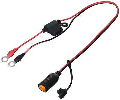 CTEK Comfort Connector Eyelet Charger Cable Traffic Light Indicator M8 56-382