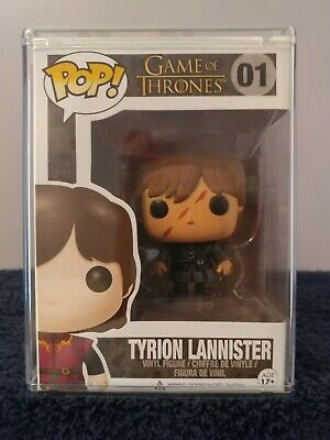 Funko Pop Game Of Thrones Tyrion Lannister Scarred Popcultcha exclusives lot