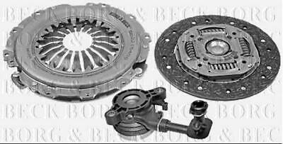 Cover+Plate+CSC RENAULT KANGOO KC 1.5D Clutch Kit 3pc 2005 on 220mm LuK New