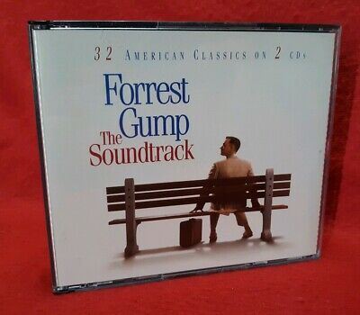 Forrest Gump The Soundtrack 2 CD Set Original Movie Soundtrack