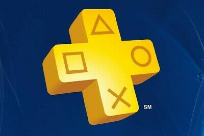 PSN 1 Month PlayStation PS Plus PS4-PS3 -Vita (NO CODE)