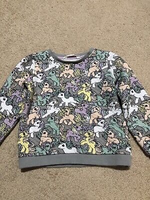 H&M Kids Size 6-8 Years MLP Jumper