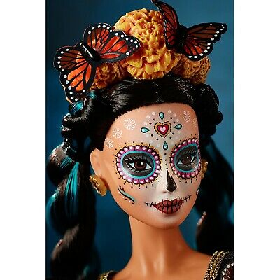Dia De Los Muertos Barbie (Day of The Dead Barbie) PREORDER CONFIRMED *SOLD OUT*