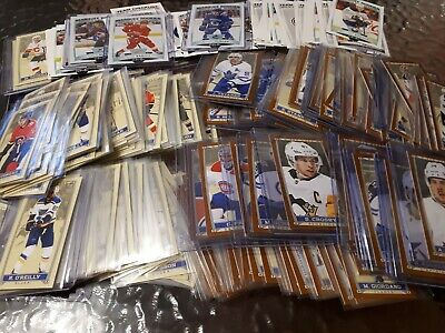 2019-20 UD O-Pee-Chee OPC High # 501-600& Caramel Mini UPick list lot O Pee Chee