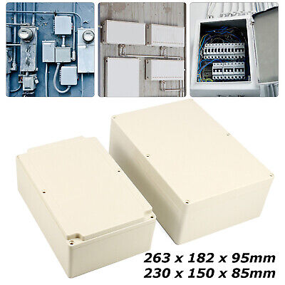 Waterproof ABS Enclosure Box Electronic Electrical Project Junction Housing Case