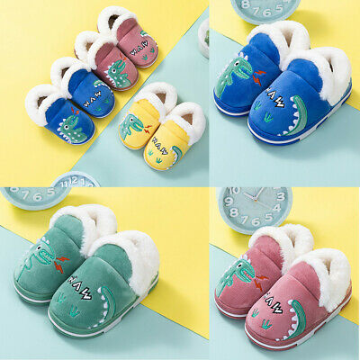 Baby Girls Boy Infant Lovely Animals Outdoor Indoor Toddler Shoes Warm Slippers